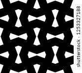 geometric ornament. octagons... | Shutterstock .eps vector #1253327188