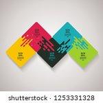 option banner spuzzle design ... | Shutterstock .eps vector #1253331328