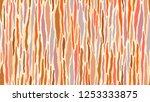ethnic abstract seamless... | Shutterstock .eps vector #1253333875