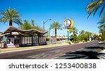 las vegas nv usa   september 16 ... | Shutterstock . vector #1253400838