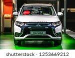 frankfurt   sept 2015 ... | Shutterstock . vector #1253669212