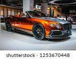 frankfurt   sept 2015  mansory... | Shutterstock . vector #1253670448