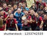 atlanta united celebration  ...   Shutterstock . vector #1253742535