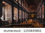 ireland  dublin   19. 09. 2018. ...   Shutterstock . vector #1253835802