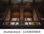 ireland  dublin   19. 09. 2018. ...   Shutterstock . vector #1253835805