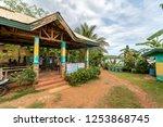 nov 15 2018 tourist information ... | Shutterstock . vector #1253868745