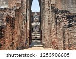 sukhothai  thailand  apr 25  ... | Shutterstock . vector #1253906605