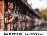 sukhothai  thailand  apr 25  ... | Shutterstock . vector #1253906632