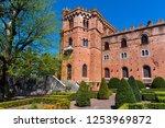 chianti region  italy   april... | Shutterstock . vector #1253969872