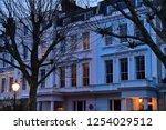 london  england   november 25... | Shutterstock . vector #1254029512