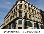 rouen  france   september 9... | Shutterstock . vector #1254029515