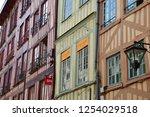 rouen  france   september 9... | Shutterstock . vector #1254029518