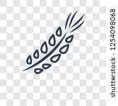grain icon. trendy grain logo... | Shutterstock .eps vector #1254098068