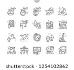 aviation well crafted pixel...   Shutterstock .eps vector #1254102862