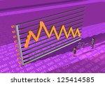 finance kills | Shutterstock . vector #125414585