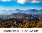 le marche region of italy...   Shutterstock . vector #1254365185