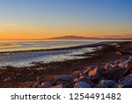 Sunset Over The Solway Firth...