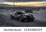ferrari f12berlinetta lowkey... | Shutterstock . vector #1254580525