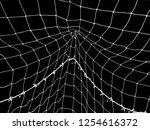 mesh pattern silhouette vector | Shutterstock .eps vector #1254616372