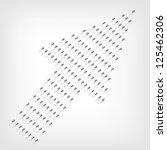 Sperm Concept. Grey Gradient Background. Vector Illustration. EPS 10. - stock vector