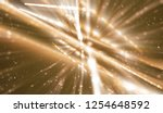 abstract gold background.... | Shutterstock . vector #1254648592