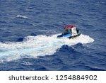 willemstad  curacao   november... | Shutterstock . vector #1254884902