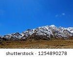 leh ladakh india april 11  ...   Shutterstock . vector #1254890278