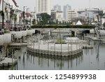 jakarta  indonesia   september... | Shutterstock . vector #1254899938
