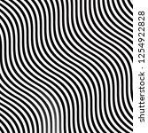 wavy  billowy  flowing lines... | Shutterstock .eps vector #1254922828