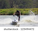 saraburi thailand january 20 ... | Shutterstock . vector #125494472
