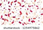 multicolored nice orange  green ... | Shutterstock .eps vector #1254975862