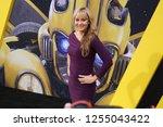 los angeles  dec 9  2018 ... | Shutterstock . vector #1255043422