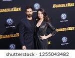 los angeles  dec 9th  2018 ... | Shutterstock . vector #1255043482