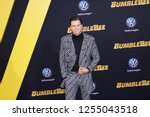 los angeles  dec 9  2018  actor ... | Shutterstock . vector #1255043518