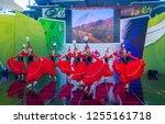 andong   south korea   oct 01   ... | Shutterstock . vector #1255161718