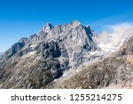 western alps are the western...   Shutterstock . vector #1255214275
