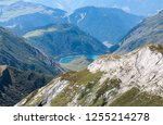 western alps are the western... | Shutterstock . vector #1255214278