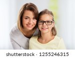 people and family concept  ... | Shutterstock . vector #1255246315