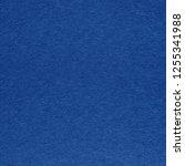 deep blue craft paper texture   Shutterstock . vector #1255341988
