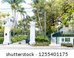 key west  usa   may 1  2018 ... | Shutterstock . vector #1255401175