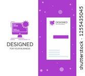 business logo for internet ... | Shutterstock .eps vector #1255435045