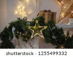 christmas decorations for the... | Shutterstock . vector #1255499332