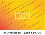 modern vector background... | Shutterstock .eps vector #1255519708