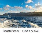 santorini  greece   september... | Shutterstock . vector #1255572562