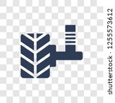 car suspension icon. trendy car ...   Shutterstock .eps vector #1255573612