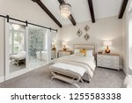Beautiful master bedroom in new ...