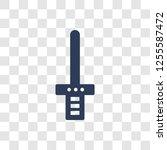 ar wand icon. trendy ar wand...   Shutterstock .eps vector #1255587472