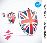 i love britain flag...
