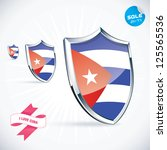 i love cuba flag illustration ...