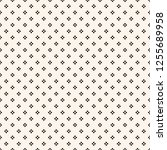 vector minimalist floral... | Shutterstock .eps vector #1255689958